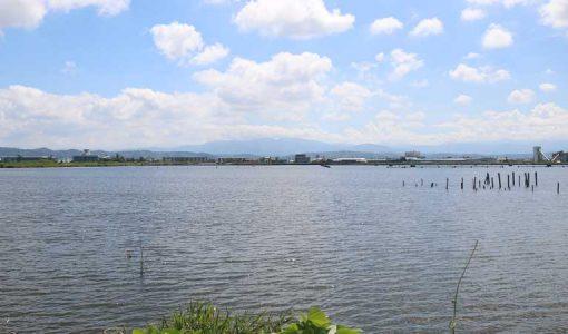 大野川の写真