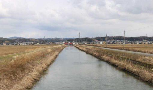 能瀬川の写真